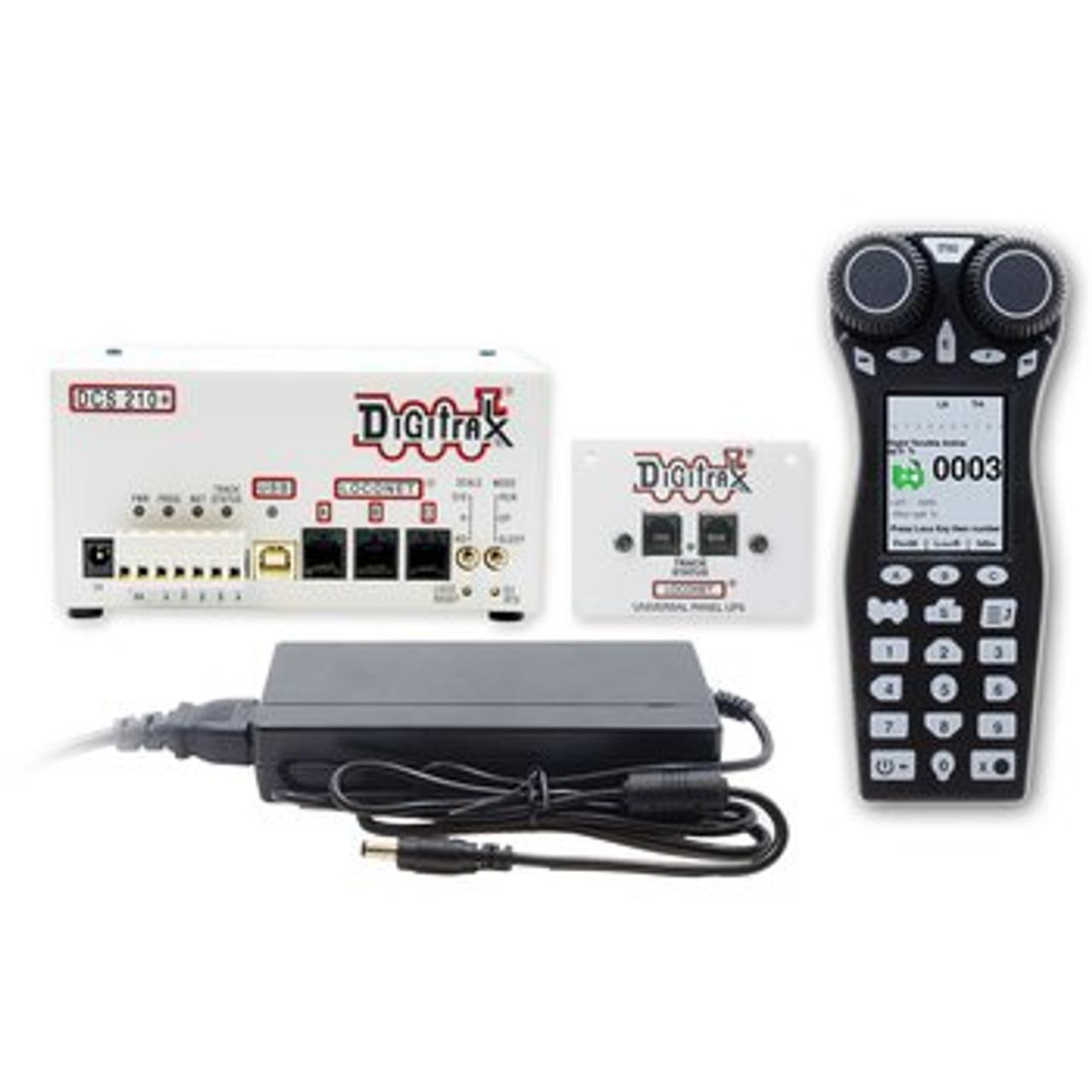 Digitrax 245-EVOX A/NZ Evolution Express Advanced 5A/8A Starter Set(Scale = ALL)  Part # 245-EVOX A/NZ