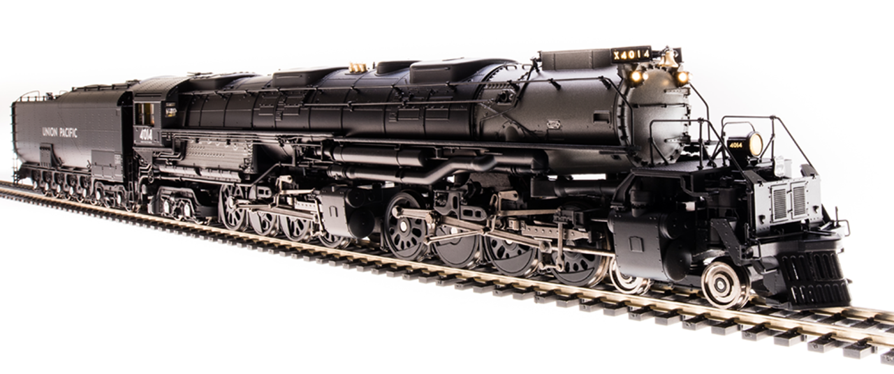 "BLI 6506 4-8-8-4 UP Big Boy #4014, ""The Big Boy Tour"" Excursion Version, Standard Finish, Challenger Excursion Tender, Sound/DC/DCC Broadway Limited  HO Scale"