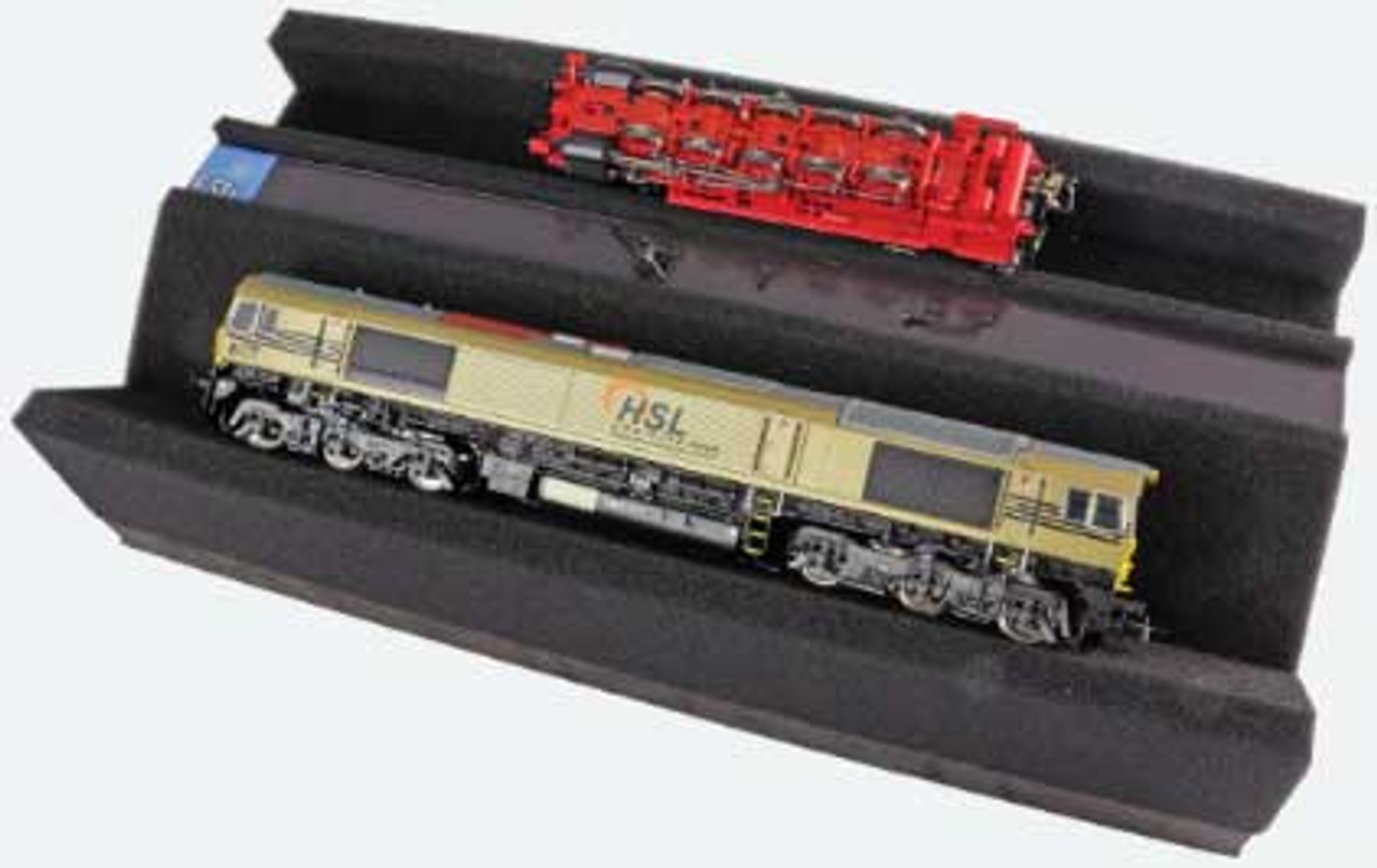 41010 ESU Premium Foam Train Service Tray LokSound By ESU  # 397-41010