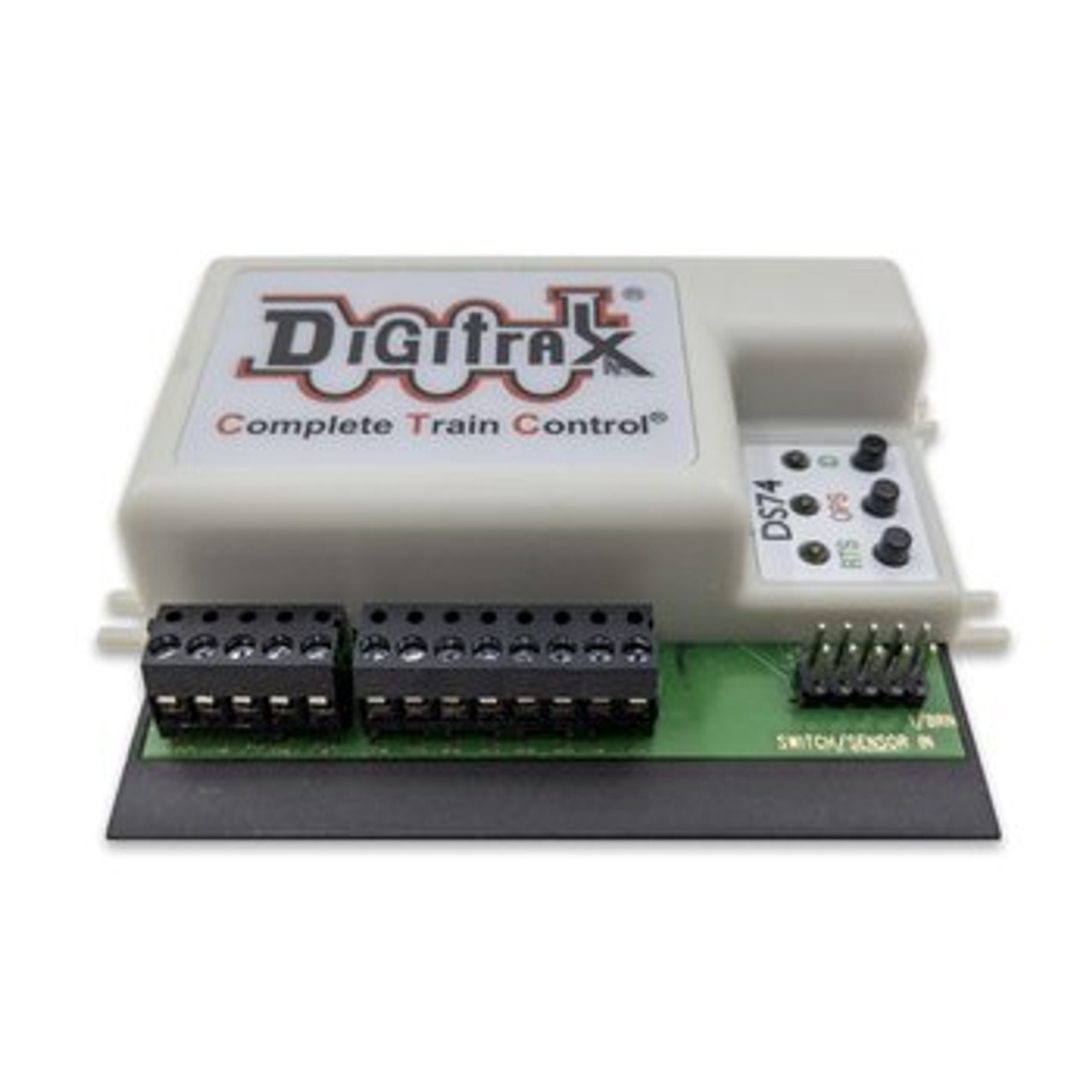 Digitrax DS74 Quad Switch Stationary Decoder Replaces DS64 All Scales