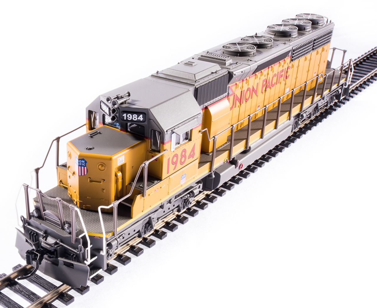 BLI 6795 SD40-2 UP - Union Pacific #1984 Broadway Limited Paragon 4 w/Sound & DCC HO Scale
