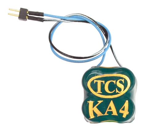 1667 TCS Train Control Systems /  KA4-C The Keep-Alive™ Train Control Systems /  devices are (SCALE=ALL) Part # 745-1667