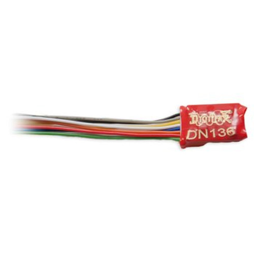 Digitrax DN136D 3 function Series 6 decoder