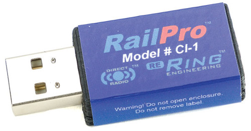 CI-1 Ring Engineering / RailPro ComputerInterface (Scale=ALL) YANKEEDABBLER Part # = 634-CI-1