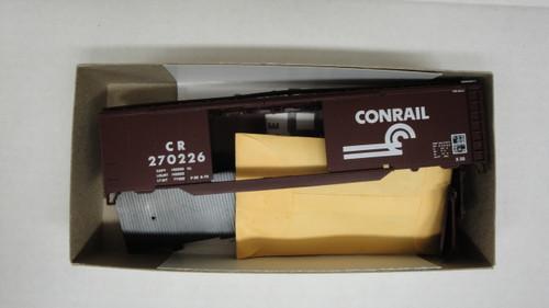2344-1 (HO SCALE) Bev-Bel-66-2344-1 Con Rail 50  Double Door Boxcar CR