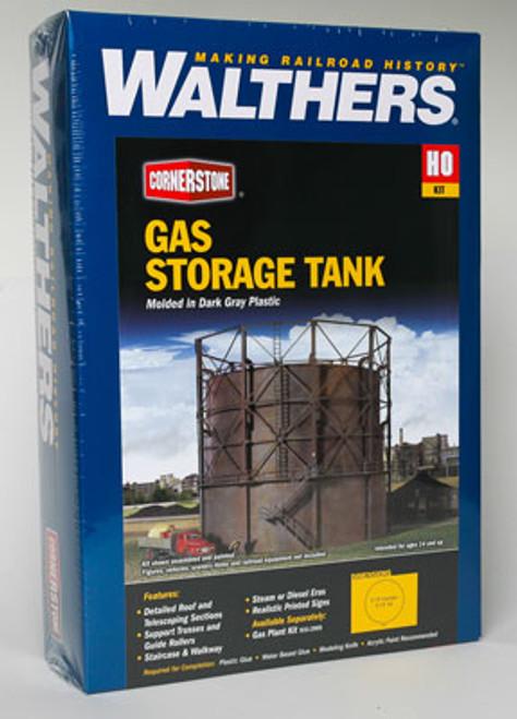 2907 Walthers Gas Storage Tank (Scale=HO) Cornerstone Part#933-2907