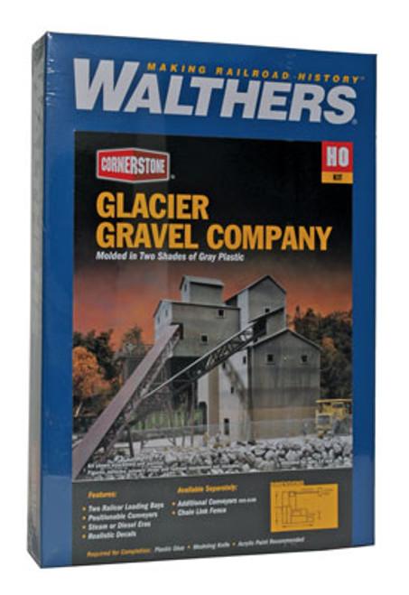 3062 Glacier Gravel Co. (Scale=HO) Cornerstone Part#933-3062