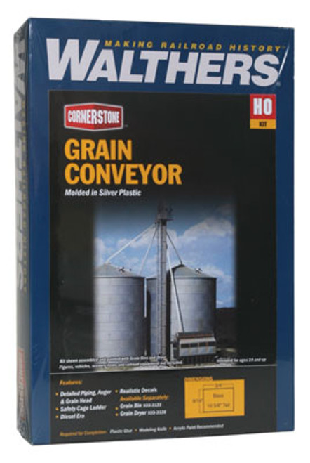 3124 Walthers Grain conveyor (Scale=HO) Cornerstone Part#933-3124