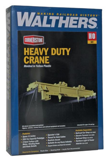 3150 Walthers Heavy-Duty Overhead Crane (Scale=HO) Cornerstone Part#933-3150