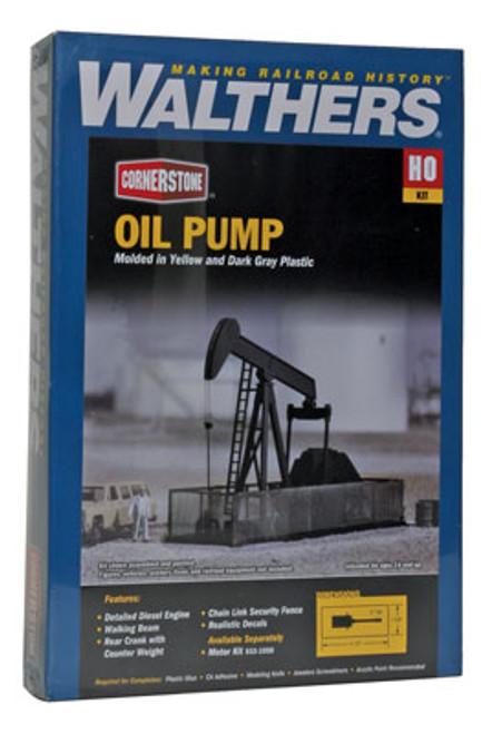 3170 Walthers  Walking Beam-Horse Head Oil Pump wo/Motor (Scale=HO) Cornerstone Part#933-3170
