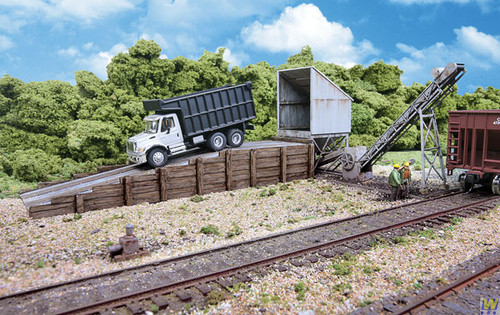 Walthers 933-4058-TRUCK-DUMP  (Scale=HO) Cornerstone Part#933-4058