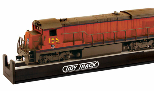 """Woodland Scenics 4560 """"N""""  Roto Wheel Cleaner(TM) - Tidy Track(TM) -- With Replacement Pads  (N Scale) 785-4560"""