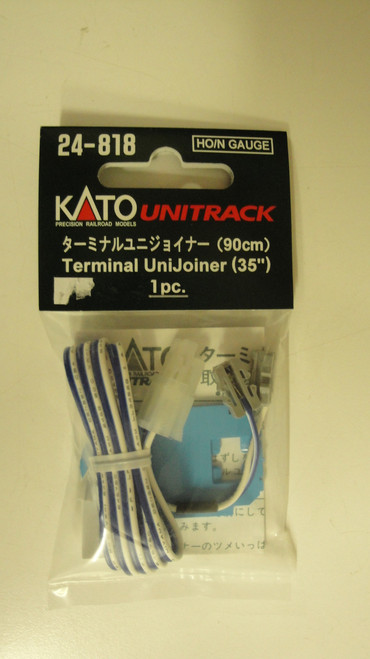24818 Kato USA Inc / Unitrack Terminal Joiners  (SCALE=ALL)  Part # 381-24818