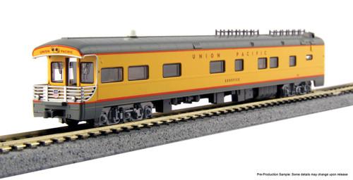 106086 Kato USA Inc / UP Excursion Train 7-Car  (SCALE=N)  Part # 381-106086
