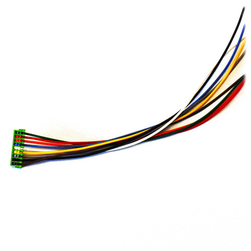 Replacement Tsunami Power Harness, Steam and Diesel: 9-Wire to JST Power Harness