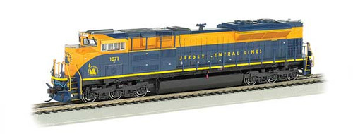 Bachmann 66003 / EMD SD70ACe - Sound & DCC - Heritage Edition -- Norfolk Southern #1071 (Central RR of New Jersey Heritage, blue, orange) HO Scale Part #  =     160-66003