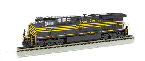 Bachmann 65405 / GE ES-44AC Soundtraxx Value Sound & DCC -Nickel Plate Road Heritage edition  HO Scale Part #  =     160-65405