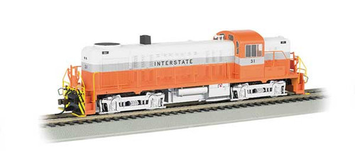 Bachmann 63909  / ALCO RS-3 INTERSTATE # 31 DCC with Soundtraxx Value Sound Part #  =     160-63909