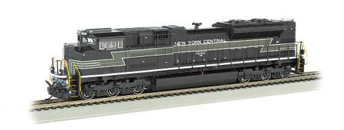 Bachmann 66004 / EMD SD70ACe - Sound & DCC - Norfolk Southern #1066 (New York Central Heritage, black, Lightning Stripe)  HO Scale Part #  =  160-66004