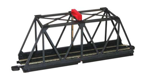 44473 Bachmann / EZ Track Truss Bridge with Blinking Light (Scale=HO)