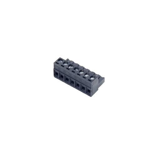 245-ACC-BLKBOOSTERPLU Digitrax / BLACK Terminal Plug  for DB220  (Scale = ALL)  Part # 245-TERMPLUG
