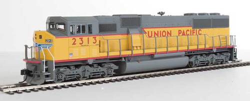 910-20312 Walthers Mainline / SD60M UP UNION PACIFIC #2313 SOUND & DCC (SCALE=HO)  Part # 910-20312