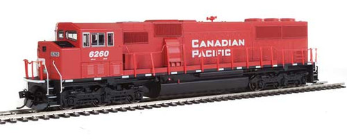 910-20306 Walthers Mainline / SD60M CP CANADIAN PACIFIC #6260 SOUND & DCC (SCALE=HO)  Part # 910-20306
