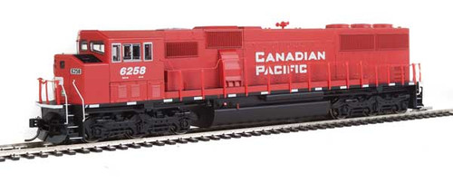910-20305 Walthers Mainline / SD60M CP CANADIAN PACIFIC #6258 SOUND & DCC (SCALE=HO)  Part # 910-20305