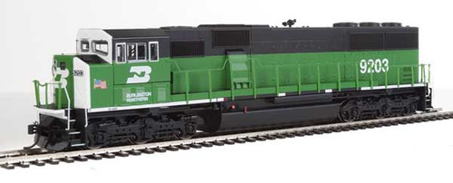 910-20301 Walthers Mainline / SD60M BN BURLINGTON NORTHERN #9203 SOUND & DCC (SCALE=HO)  Part # 910-20301