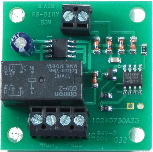 226 NCE / Auto-Sw, automatic program track for Power Cab (SCALE=ALL) Part # = NCE226
