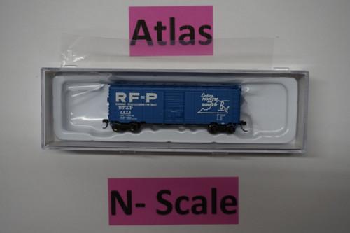 50003355 40' PS-1 Boxcar RF&P Richmond, Fredericksburg, & Potomac #2875 (N Scale) ATL-150-50003355