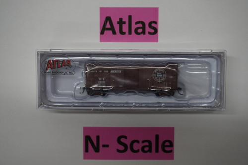 50003356 40' PS-1 Boxcar R.I. Rock Island #22082 (N Scale) ATL-150-50003356