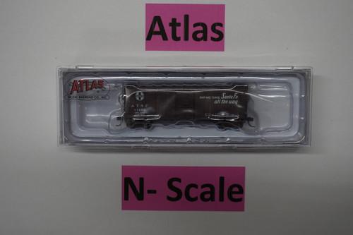 "50003360 40' PS-1 Boxcar ATSF Santa Fe ""Super Chief"" #31377 (N Scale) ATL-150-50003360"