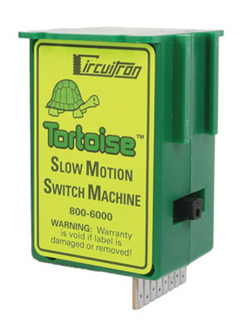 Circuitron 6006 The Tortoise Switch Machine 6 Pack #6006 (Scale = All) Part # 800-6006