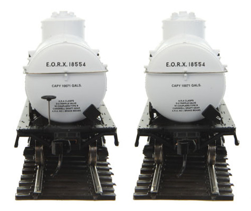 Walthers 910-1006 EORX - CITCO #18554 36' 10,000 Gallon Tank Car (HO Scale) Walthers Mainline 910-1006