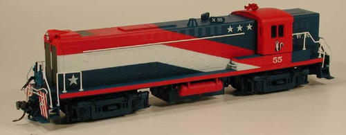 Bowser (24111) CWR - California Western #55 RS-12 DCC & Sound (Scale = HO) 6-24111