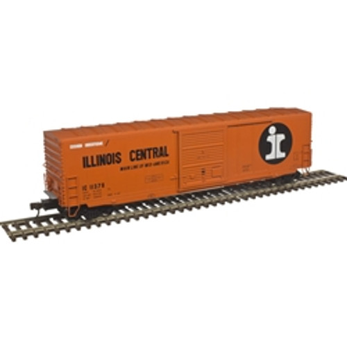 "20004753 Atlas IC Illinois Central #11360 50' 6"" Boxcar (HO Scale) Part # 150-20004753"