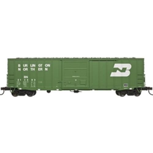 "20004762 Atlas BN Burlington Northern #214318 50' 6"" Boxcar (HO Scale) Part # 150-20004762"