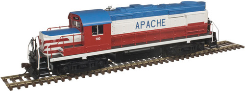 10002660 Atlas  RS-36 Apache Bicentennial #800 w/LokSound & DCC - Gold (SCALE=HO) 150-10002660