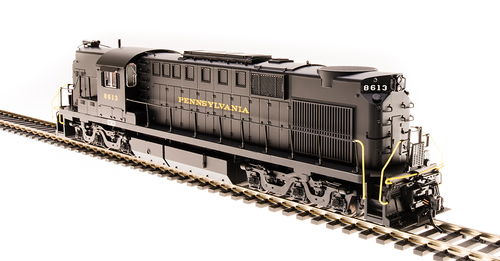 4887 BLI RSD-15 PRR - Pennsylvania #8614 w/Sound & DCC (SCALE=HO) 187-4887