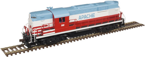 10002887 Atlas Gold / RS-11 Apache #903 ESU LokSound & DCC (SCALE=HO)  Part # 150-10002887