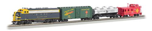 826 Bachmann / Train Set -- Thunder Chief Set DCC & Sound (SCALE=HO) Part#=160-826