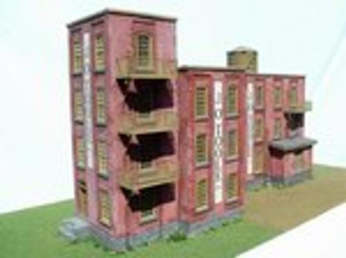 Ed Fulasz Series EF09 J O Toole The Mill (Scale=HO) Part#RRK-EF09