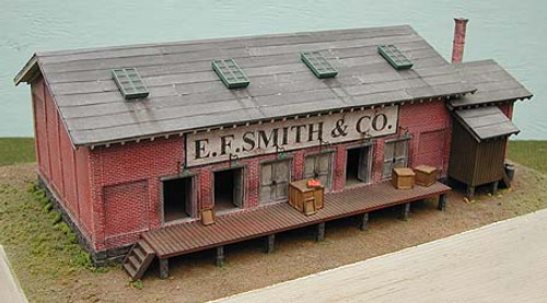 Ed Fulasz Series EF02 E.F. Smith & Co (Scale=HO) Part#RRK-EF02