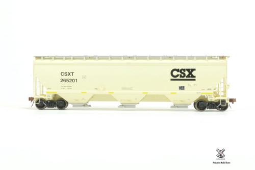 Scaletrains {SXT30800} Gunderson 5188CF Hopper CSXT - CSX #265201 (Scale=HO) Part#8003-SXT30800