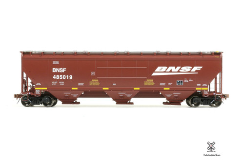 Scaletrains {SXT30782} Gunderson 5188CF Hopper BNSF #485010 (Scale=HO) Part#8003-SXT30782