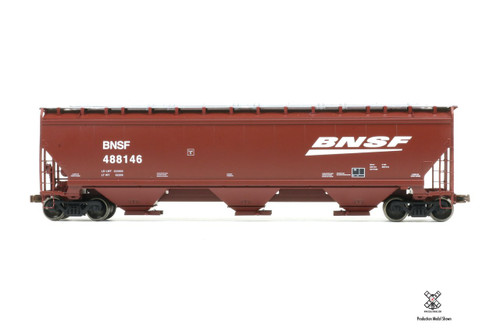 Scaletrains {SXT10544} Gunderson 5188CF Hopper BNSF #488328 (Scale=HO) Part#8003-SXT10544