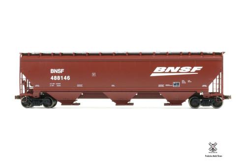 Scaletrains {SXT10545} Gunderson 5188CF Hopper BNSF #488634 (Scale=HO) Part#8003-SXT10545
