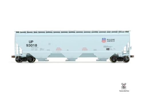 Scaletrains {SXT10558} Gunderson 5188CF Hopper UP - Union Pacific #93018 (Scale=HO) Part#8003-SXT10558