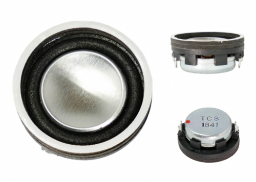 1694 TCS / 28mm High Bass Round 4W WOWSpeaker (Scale=HO) Part # = 745-1694